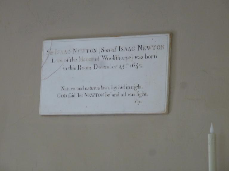 Woolsthorpe Manor - Isaac Newton Birthplace (117)