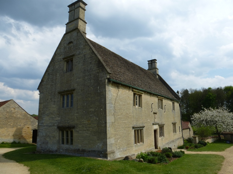 Woolsthorpe Manor - Isaac Newton Birthplace (144)