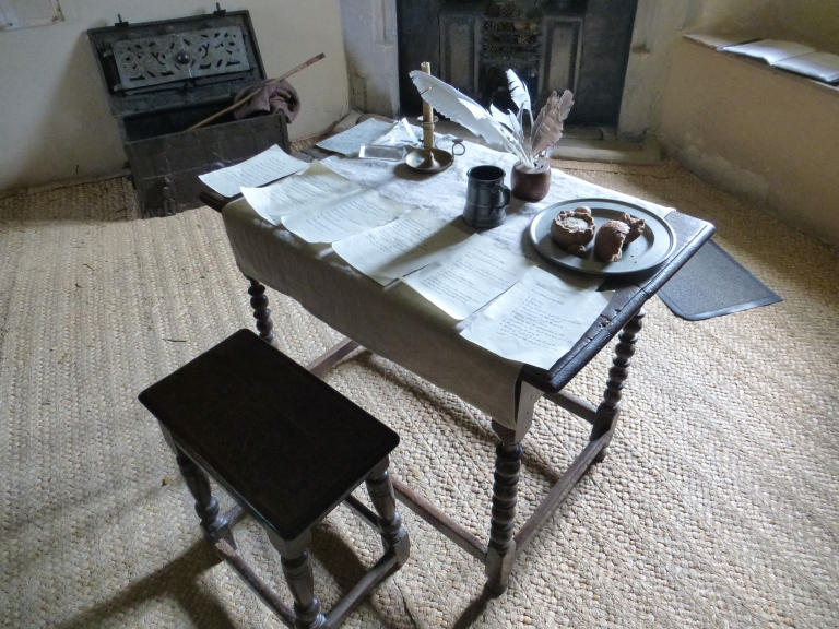 Woolsthorpe Manor - Isaac Newton Birthplace (72)