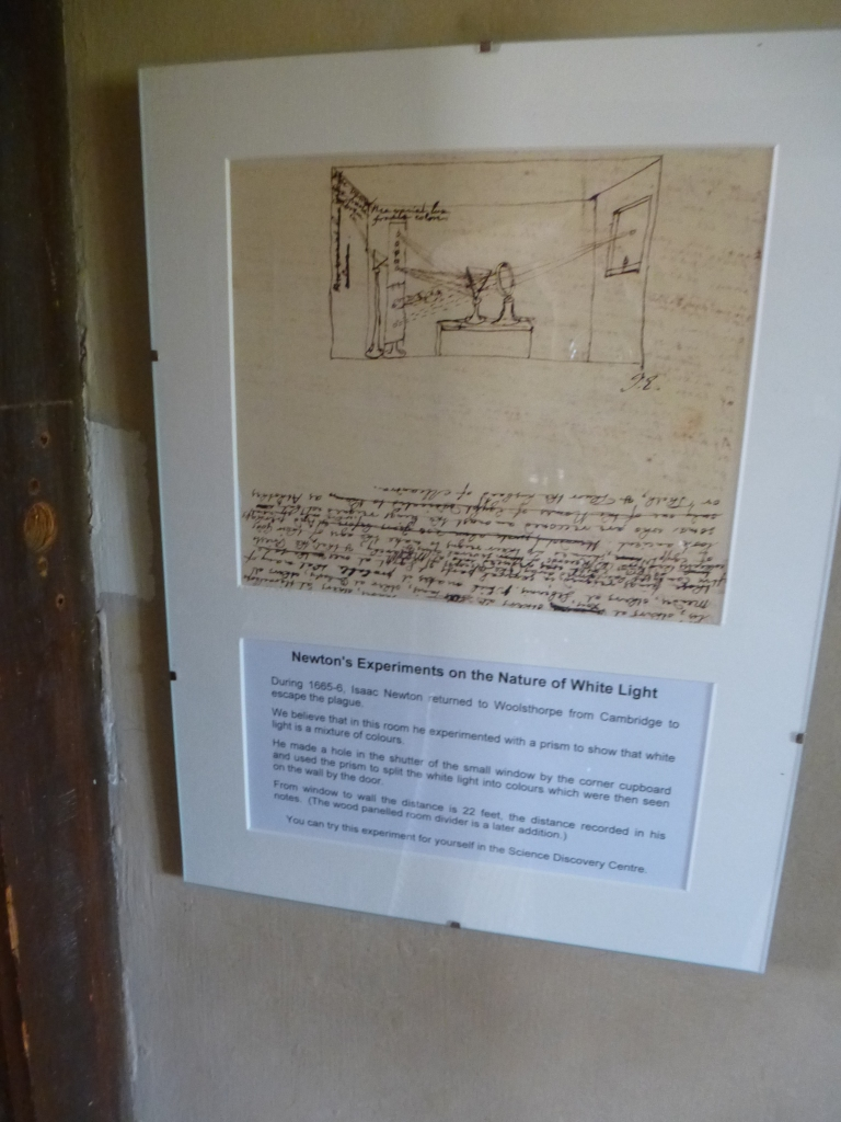 Woolsthorpe Manor - Isaac Newton Birthplace (76)