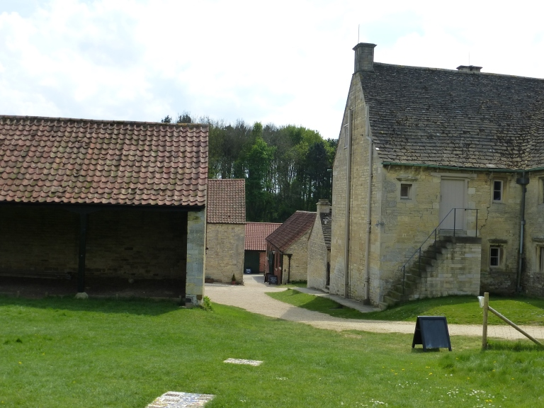 Woolsthorpe Manor - Isaac Newton Birthplace (9)