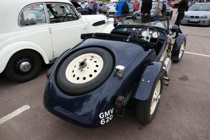 BMW Festival and British Motor Museum (140)