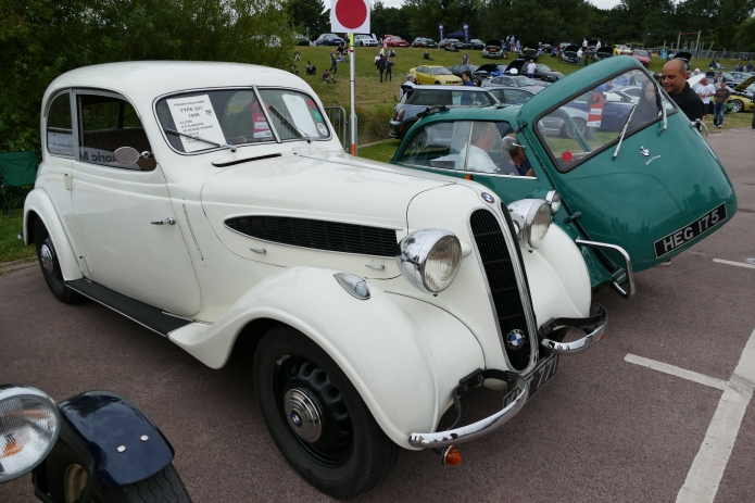 BMW Festival and British Motor Museum (142)