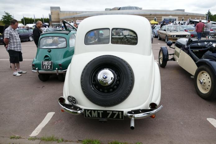 BMW Festival and British Motor Museum (143)