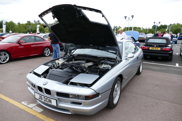 BMW Festival and British Motor Museum (154)
