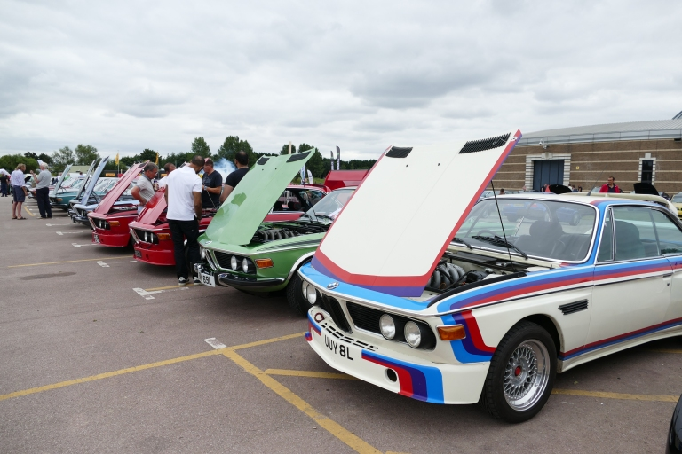 BMW Festival and British Motor Museum (175)