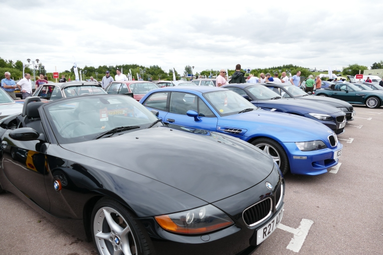 BMW Festival and British Motor Museum (199)
