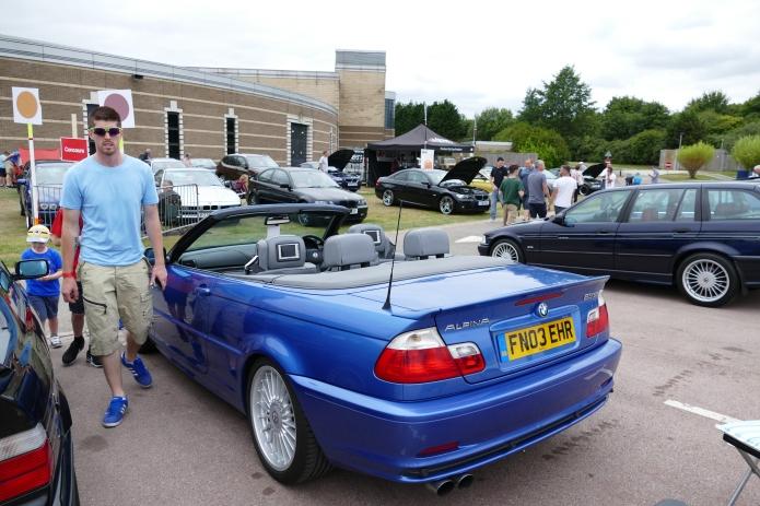 BMW Festival and British Motor Museum (201)