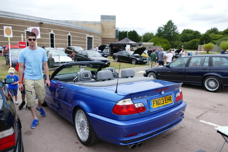 BMW Festival and British Motor Museum (201)