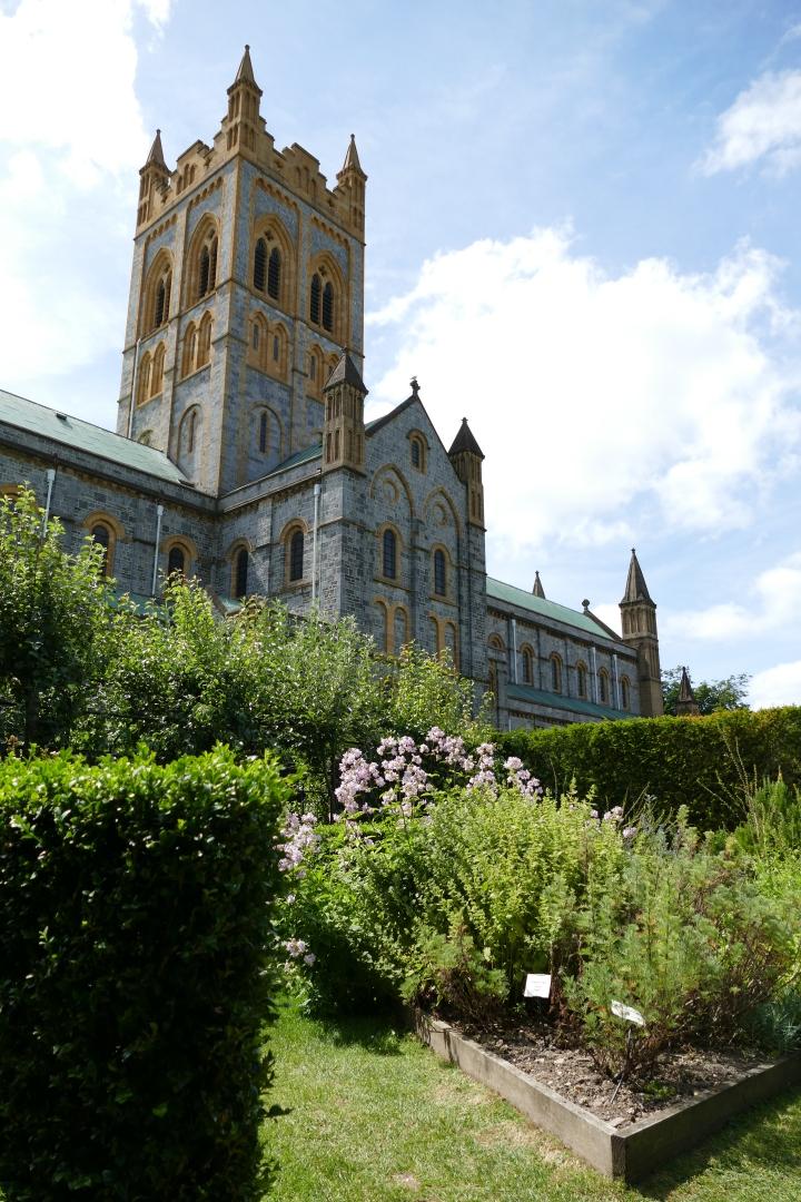 Buckfast Abbey Scenery (15)