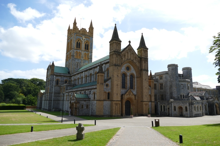 Buckfast Abbey Scenery (5)