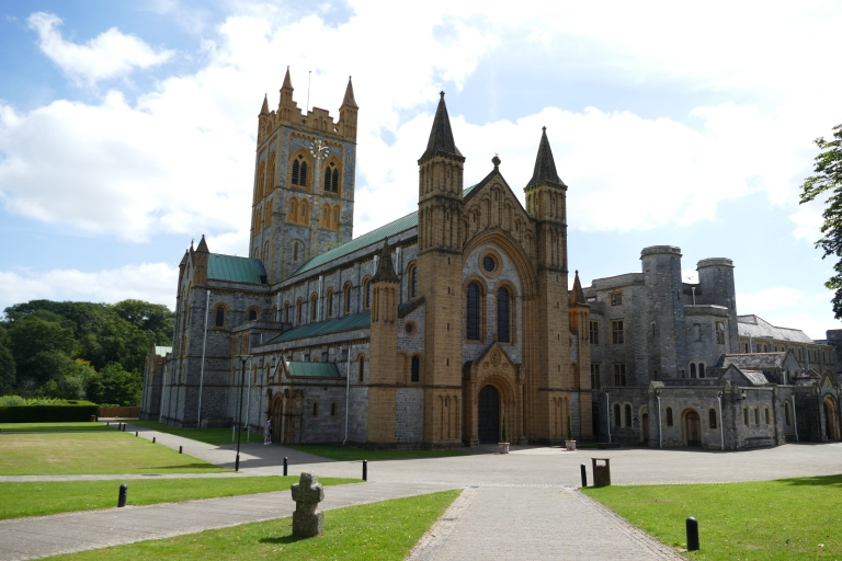Buckfast Abbey Scenery (5)