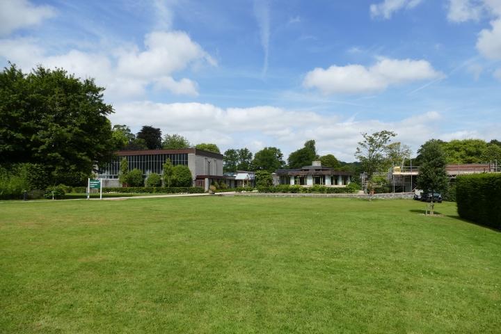 Buckfast Abbey Scenery (7)