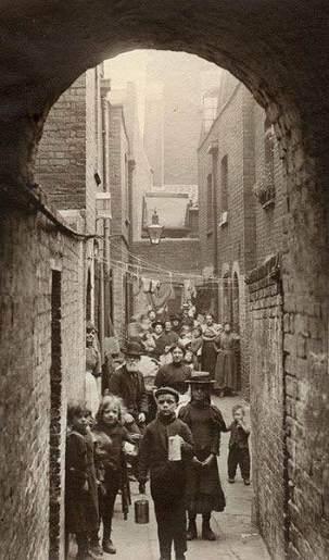 1901 London