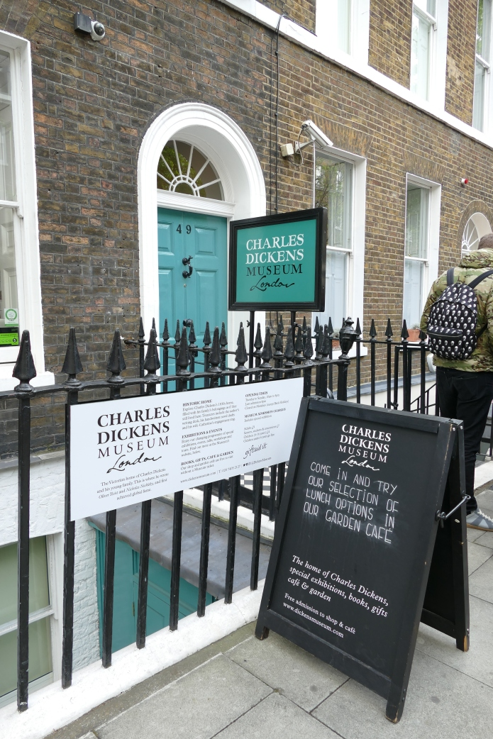 Charles Dickens Museum Day Out (7)