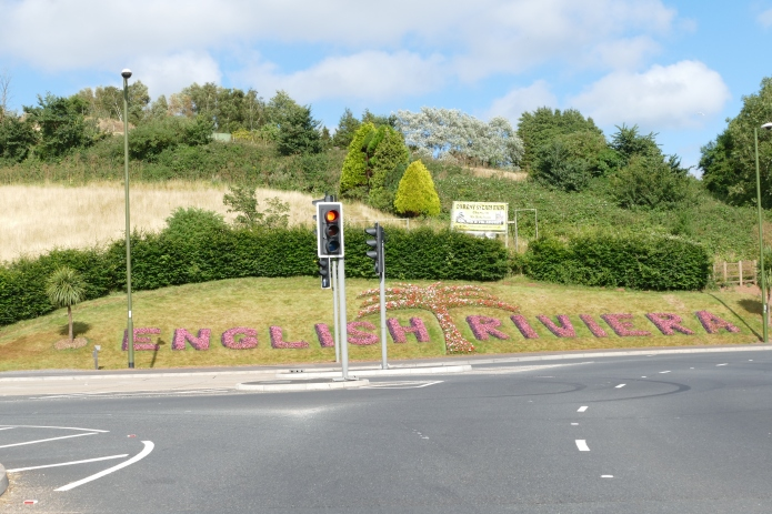 English Riviera Sign (3)