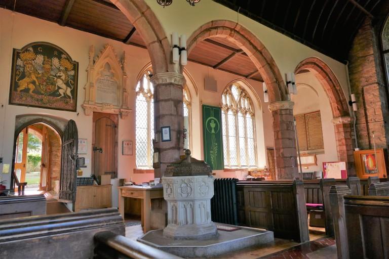 Ipplepen - St. Andrew's Church (12)