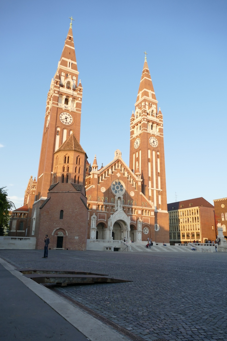 Szeged Cathedral (2) - Copy