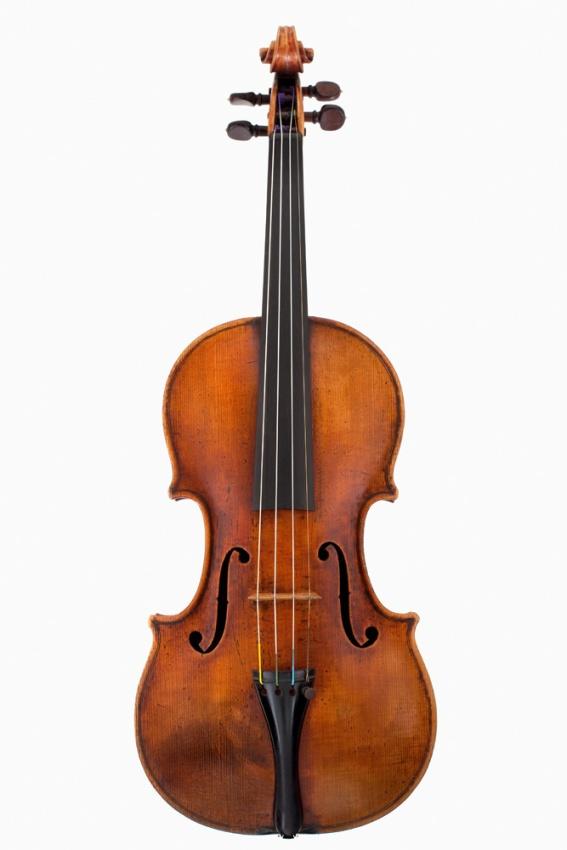 Violin by Antonio Stradivari, Cremona, c.1734, 'Habeneck'